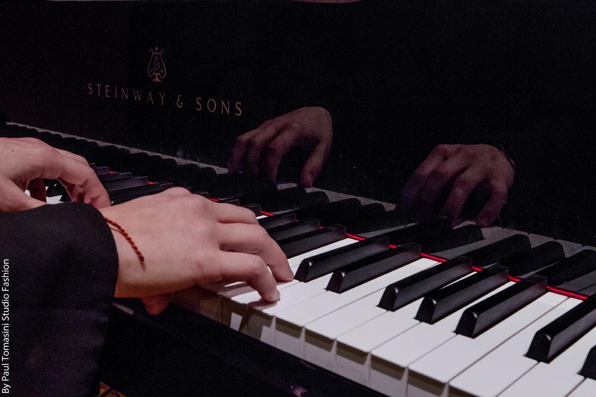 Steinway and sons piano Free Spirit project Concert EMAJINARIUM - un concert pour la planète et pour la reforestation