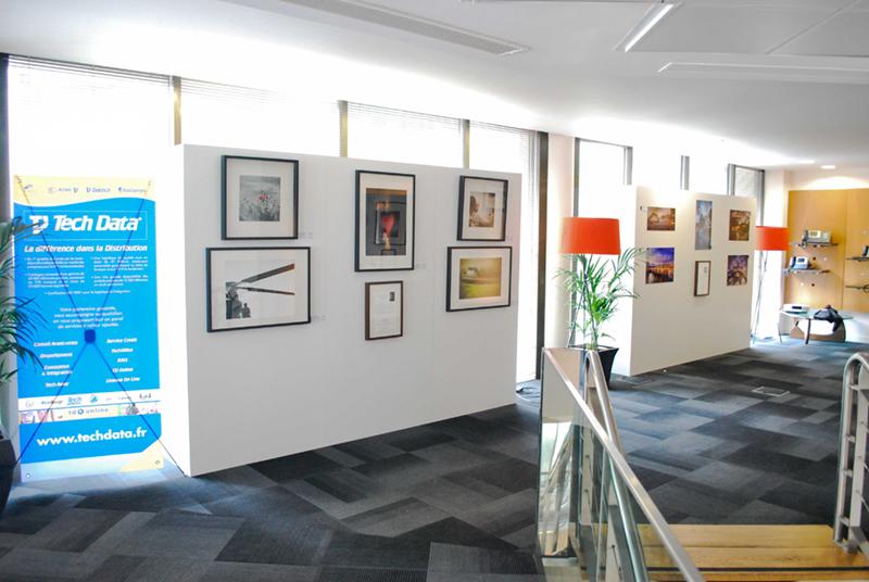 'Silence must be heard' exposition photos en 2010 au siège de CISCO