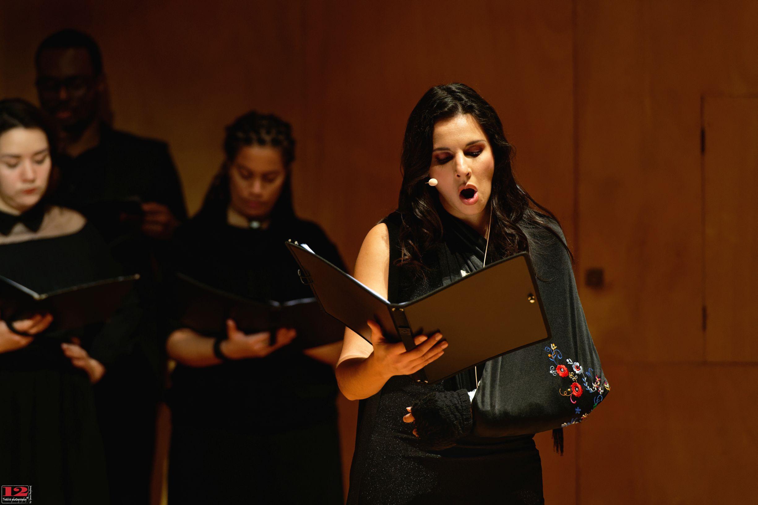 EMAJINARIUM concert d'art lyrique Paris