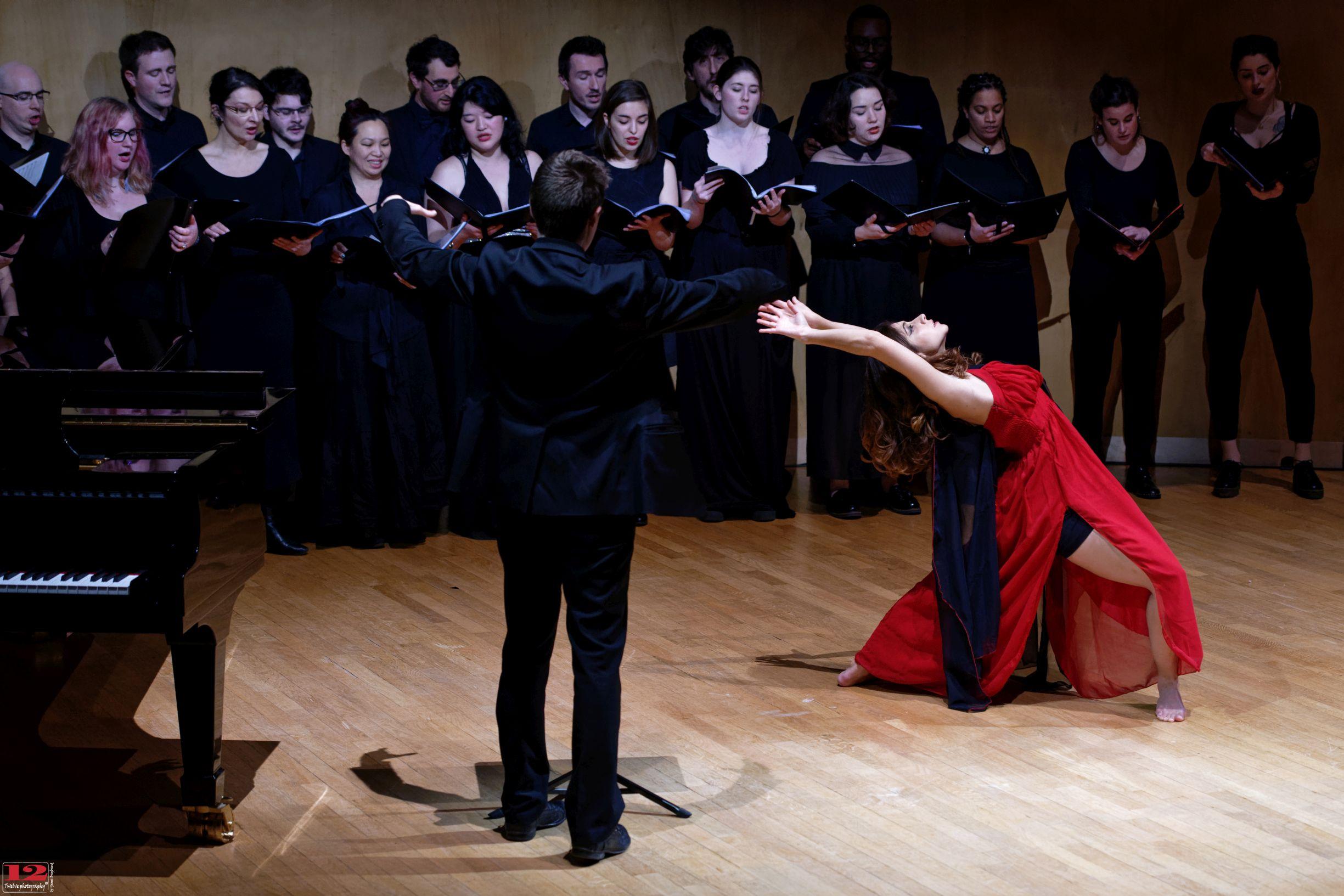 Free Spirit project Concert EMAJINARIUM - un concert pour la planète et pour la reforestation