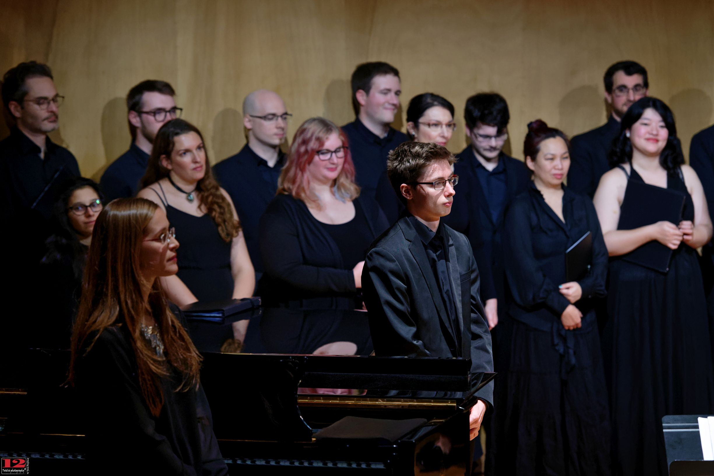 Choriste chorale Emajinarium concert