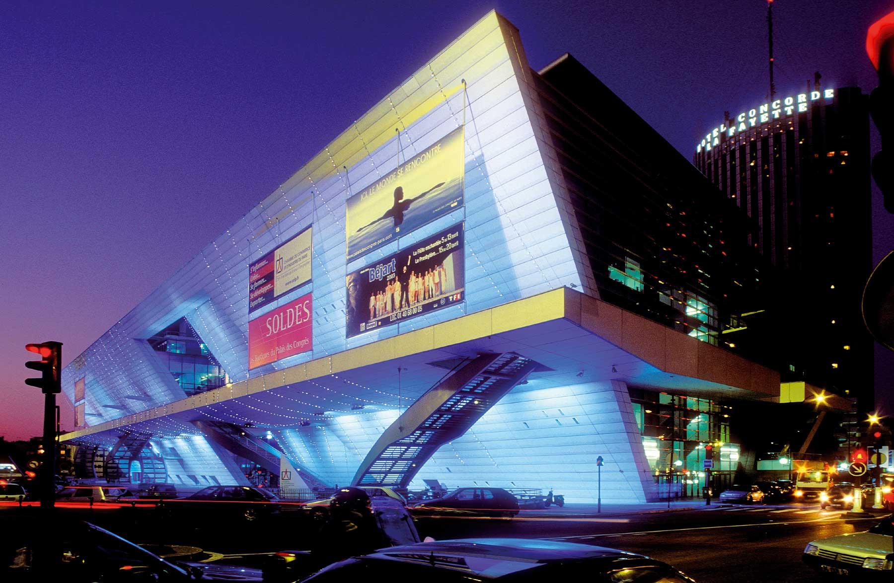 Palais des congrès Paris