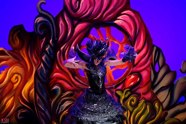 EMAJINARIUM Reine noire
