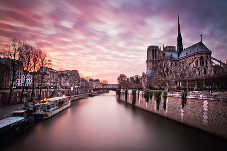 Serge Ramelli Notre Dame Paris longue Pause