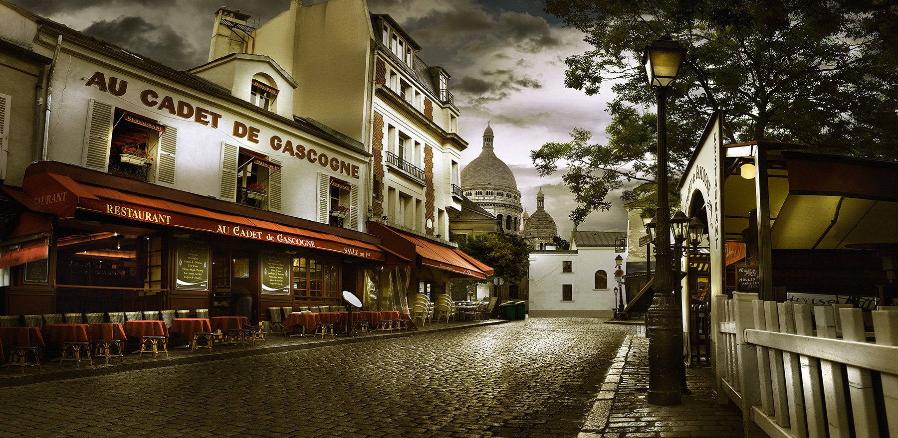 Stephane Rey Gorrez Montmartre