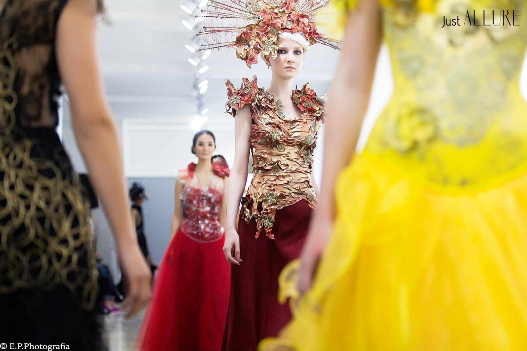 Notre Fashion show Just ALLURE en soutien à l'orphelinat Coeur Celeste