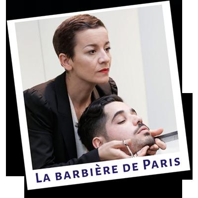 La Barbière de Paris Free Spirit
