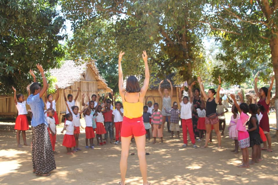 Free Spirit foundation in a NGO in Madagascar to support vulnerable people